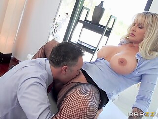 Tits Out To Lunch - Ryan Conner anal big ass big tits