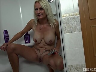 Horny xxx scene MILF homemade watch , check it amateur big tits blonde